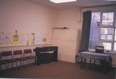 photo of Christchurch Primary Room